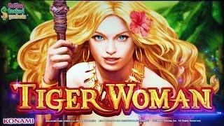 Tiger Woman slot machine, DBG