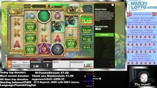Online Slot Win - Hidden Valley Bonus Win