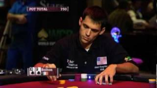 WCP III - Daniel Bolton Makes A Good Play Pokerstars.com