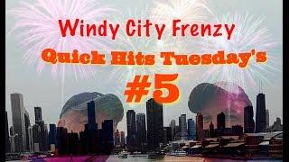 Stars and Bars Quick Hits Bonus, BONUS YIKES!! WCFrenzy Quick Hits Tuesday's, Slot Machine Bonus