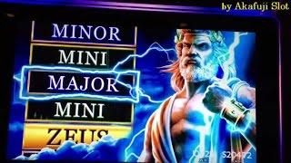 "March 26 Part 2 ""Big Win Dramatic Recovery""•ZEUS Son of Kronos Slot Bet $2.25 Barona Casino"
