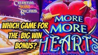 BIG WIN BONUS-WHICH GAME DOES IT?