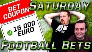 €16,000 Sports Betting WIN!!