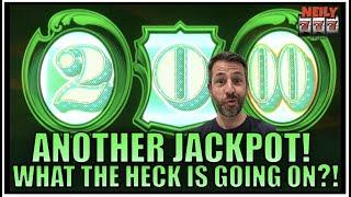 OMG!! JACKPOT HANDPAY on CASH MACHINE!! INCREDIBLE LUCK on the SLOTS!