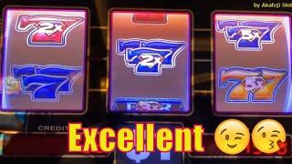 Awesome JACKPOT - HAND PAY BLACK DIAMOND / High Limit Slot / Max Bet $27 赤富士スロット, カジノ, 勝負運強し!