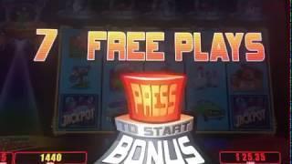 Nice Variety of Games ~ Nice Win on DA JI DA LI:  GOLDEN WINS ~ Live Slot Play @ San Manuel