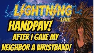 HANDPAY BY LUCKY WRIST BAND?