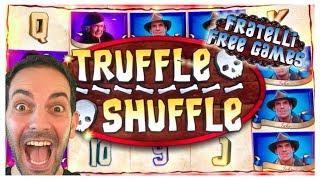 •Truffle Shuffle BONUS & Quick Hit Riches w/ Windy City Frenzy! • Brian Christopher Slots