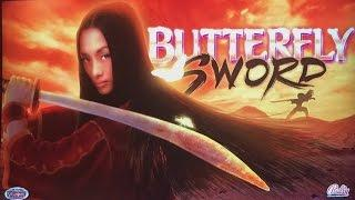 Butterfly Sword slot machine, quick look