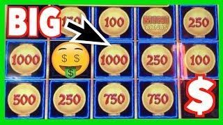 BIG MONEY on High Limit Happy Lantern Lightning Link ! Over 100x Bonus Win !