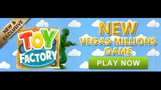 Toy Factory Slot | Bedroom Bonus Trail 1€ BET | BIG WIN!!!