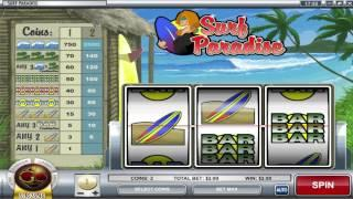 Surf Paradise ™ Free Slots Machine Game Preview By Slotozilla.com