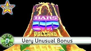 •️ New - Bars Up Volcano slot machine, Bonus