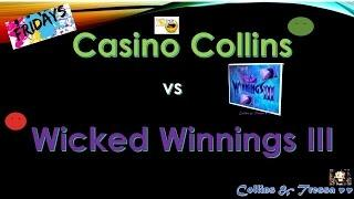 •First Attempt• • Live Play on Free Play Quest for a HANDPAY• Wicked Winnings 3