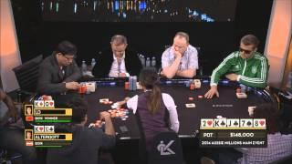 Aussie Millions 2014 - High Stakes Cash Game, Episode 4 | PokerStars