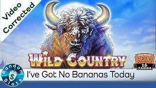Wild Country Slot Machine Corrected
