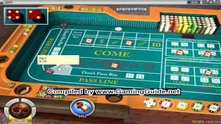 GC Craps Table Game