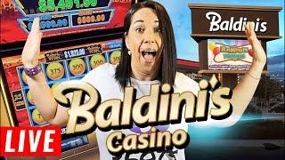 ⋆ Slots ⋆ SLOT QUEEN IS THE NAME ⋆ Slots ⋆⋆ Slots ⋆⋆ Slots ⋆️ LIVE SLOTS IS THE GAME ⋆ Slots ⋆ BALDINI'S CASINO