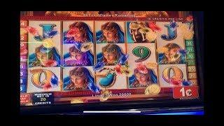 Mega Big Win Roman Tribune Max Bet