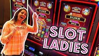 What Do I Love More Than Dancing & Drums? ••BIG DANCING DRUMS SLOT WINS! •
