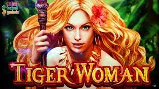 San Manuel • Fu Dao Le •• Tiger Woman • The Slot Cats •
