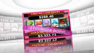 Win at Loch Ness Loot Slot Machine with this Slots of Vegas Tutorial