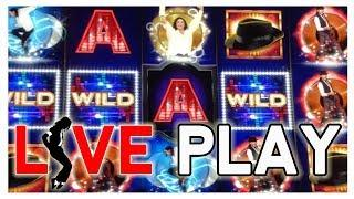 • LIVE PLAY • Slot Machines with MJ• + MORE! • Slot Machine Pokies w Brian Christopher