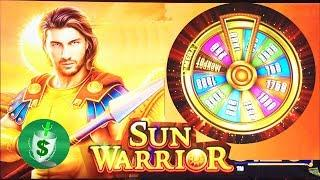 ++NEW Sun Warrior slot machine