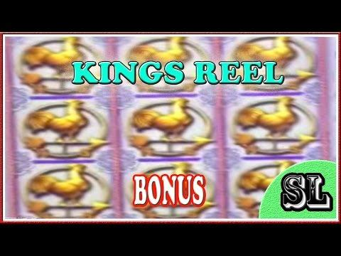 ** Kings Reels ** Farmers Daughter ** Bonus ** SLOT LOVER **