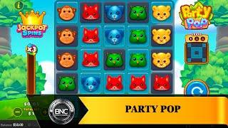 Party Pop slot by Skywind Group