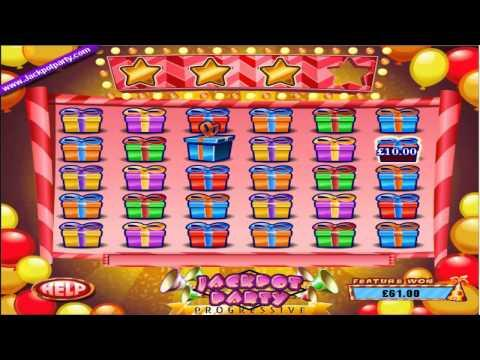 £2,869.06 (638 X STAKE) BLACK KNIGHT™ - SUPER WIN AT JACKPOT PARTY®
