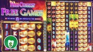 Fire Chariot slot machine, bonus, giving it a 2nd chance