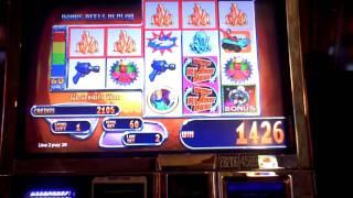 Return to Planet Loot Bonus Slot Win at Parx Casino