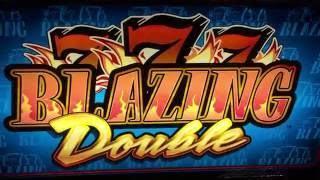 **BIG WIN** Blazing 777's Double Jackpot •LIVE PLAY MAX BET• Slot Machine at Flamingo Las Vegas