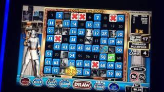 Ancient Thunder Keno Slot Machine - Poseidon Bonus