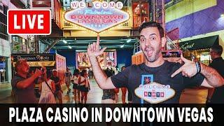 • LIVE at Plaza Casino • DT VEGAS + Rudies Announcement!