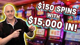⋆ Slots ⋆ The Money Keeps Flowing in on Cash Falls - Huo Zhu ⋆ Slots ⋆ $50 High Limit Max Bet Slots!
