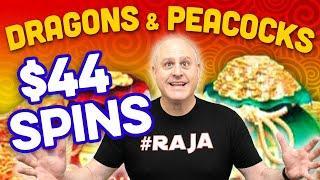 ⋆ Slots ⋆ $44 Max Bet Peacock Fu Dai Lian Lian Boost ⋆ Slots ⋆ Prosperity Longevity Jackpot Feature!