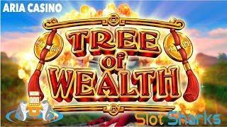 •Tree Of Wealth Rich Traditions - Nice Bonus Wins ! Aria Casino