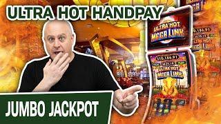 ⋆ Slots ⋆ ULTRA HOT HANDPAY on ULTRA HOT MEGA LINK: India ⋆ Slots ⋆⋆ Slots ⋆ I'm Playing For $60 PER SPIN, BABY