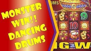 Monster Win! - #150 - Dancing Drums