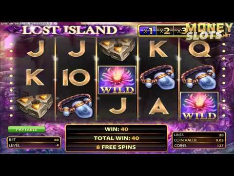 Lost Island Video Slots Review | MoneySlots.net