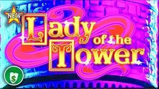 •️ New - Lady of the Tower slot machine, bonus