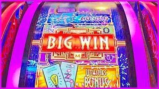 """MONOPOLY BIG MONEY REEL"" (w/ DIANA EVONI!) (MAX BET!) Slot Machine Bonus Win Videos"
