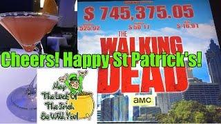 Winning on the Walking Dead Slot Machine-Bonuses