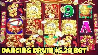 ***Dancing Drum Big Win*** 88 Fortunes | Lock IT Link | Dragon Treasures | Wild Pacific Bonus