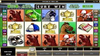 Sure Win ™ Free Slot Machine Game Preview By Slotozilla.com