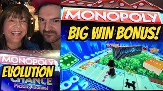 BIG WIN! NEW MONOPOLY EVOLUTION WITH SDGUY