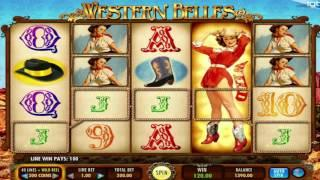 Free Western Belles Slot by IGT Video Preview | HEX