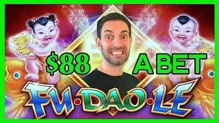 HIGH LIMIT SLOTS • Up to $88/SPIN • Slot Machine Fun with Brian Christopher